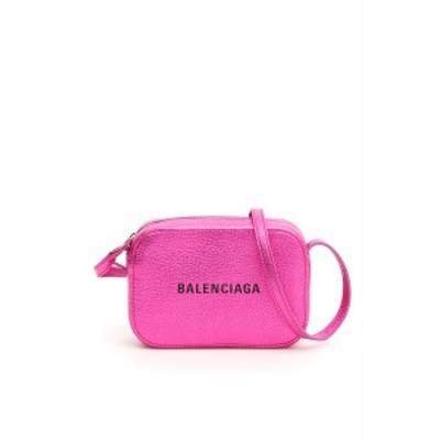 BALENCIAGA/バレンシアガ ミニバッグ PINK BUBBL BLACK Balenciaga everyday camera bag xs レディース 春夏2020 552372 00R2N ik
