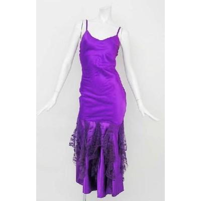 裾が素適な、Partyドレス(012-0103)