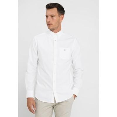 ガント メンズ シャツ トップス THE OXFORD - Shirt - white white