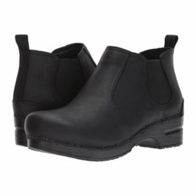ダンスコ Dansko レディース ブーツ シューズ・靴 Frankie Black Oiled