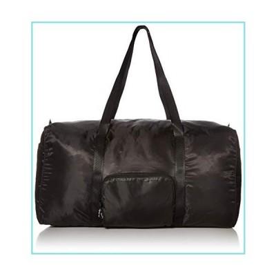 ヴェラブラッドリー パッカブル XL ダッフル US サイズ: One Size カラー: ブラック【並行輸入品】