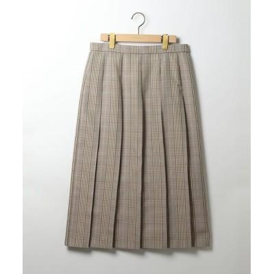 SCAPA Lサイズ/スキャパエルサイズ グレンリバースカート ブラウン 42