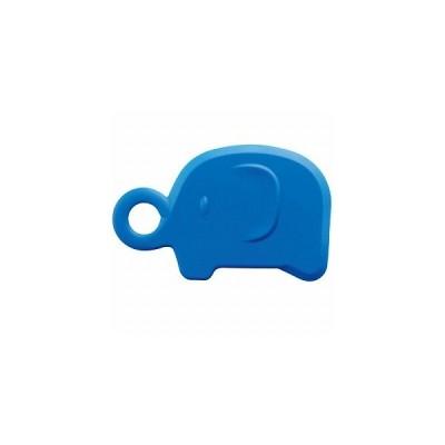アニマルシリコンスクレーパー 087-1005 elephant ブルー