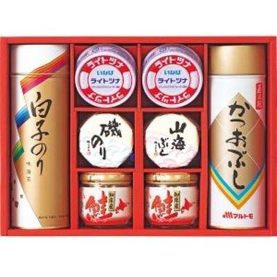【送料無料】のり・かつおぶし・瓶詰・缶詰セット SIT-40【代引不可】【ギフト館】