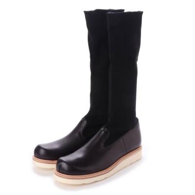 ディガウト DIGOUT BILL (Stretch Pecos Boots) (BLACK)