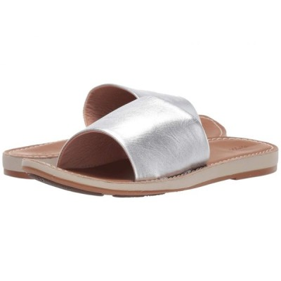 オルカイ OluKai レディース サンダル・ミュール シューズ・靴 Nohie 'Olu Silver/Tan