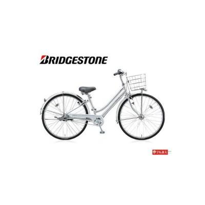 (店舗受取送料割引)ブリヂストン(BRIDGESTONE) ロペタ(シングル) 26型 LP60T6 シティーサイクル