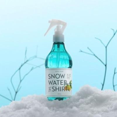 スノーウォーター For シャツ 350mL 瀬戸内レモンの香り
