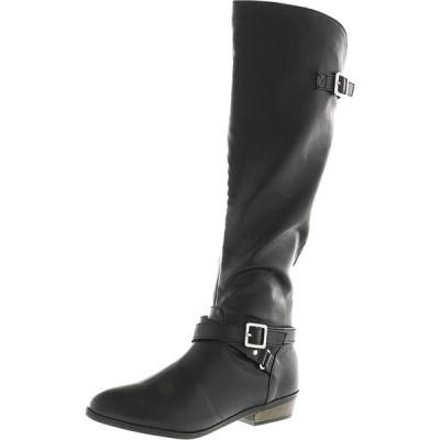 ブーツ マテリアル・ガール Material Girl Women's Capri Knee-High Boot