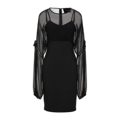JOHN RICHMOND チューブドレス  レディースファッション  ドレス、ブライダル  パーティドレス ブラック