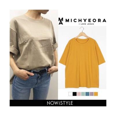韓国 ファッション Tシャツ レディース おしゃれ 半袖