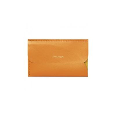 [メール便で送料198円] 名刺入れ カードリッジ dunn オレンジ CD308