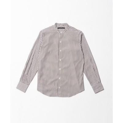 シャツ ブラウス 2カラーロンドンストライプシャツ