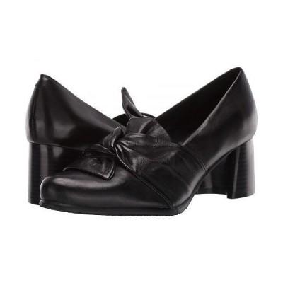 Spring Step スプリングステップ レディース 女性用 シューズ 靴 ヒール Tamica - Black