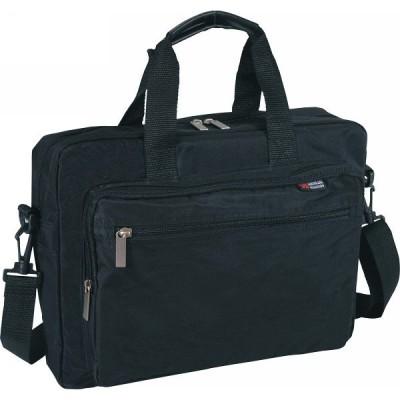 パソコン対応 ソフトビジネスバッグ ブラック Hー2096