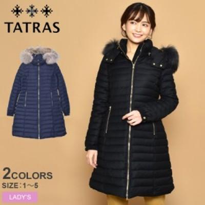 タトラス ダウンジャケット レディース チマ アウター 上着  コート ロングコート TATRAS CIMA LTA20A4581