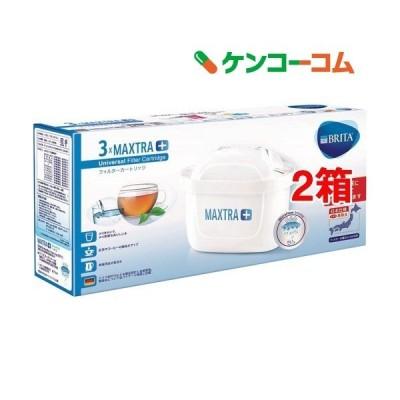 ブリタ マクストラプラスカートリッジ 日本仕様・日本正規品 ( 3コ入*2コセット )/ ブリタ(BRITA)