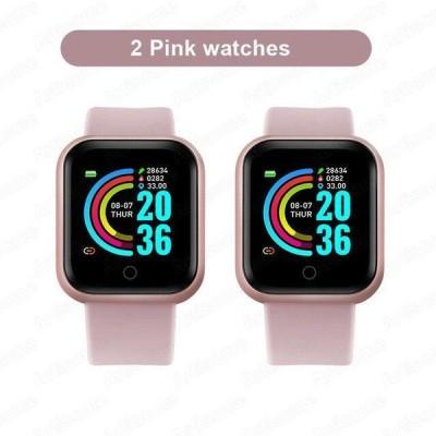 スマート時計の女性の男性2020スポーツフィットネストラッカーブレスレット心拍数モニタースマートウォッチのbluetooth腕時計iosアンドロイド