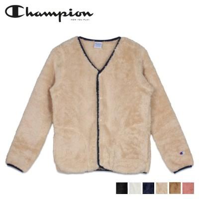 チャンピオン Champion ジャケット フリースジャケット アウター レディース SNAP JACKET CW-N605