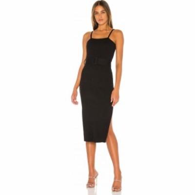 ファインダーズ キーパーズ Finders Keepers レディース ワンピース ワンピース・ドレス x REVOLVE Briggitte Knit Dress Black