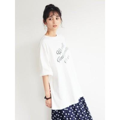 tシャツ Tシャツ gooddays BIGプルオーバーunisex/SS●