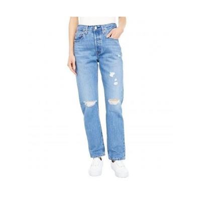 Levi's(R) Premium リーバイス レディース 女性用 ファッション ジーンズ デニム 501 Jeans - Athens Crown/Destruction