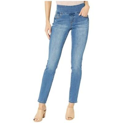 ジャグジーンズ レディース デニムパンツ ボトムス Nora Pull-On Denim Skinny Jean