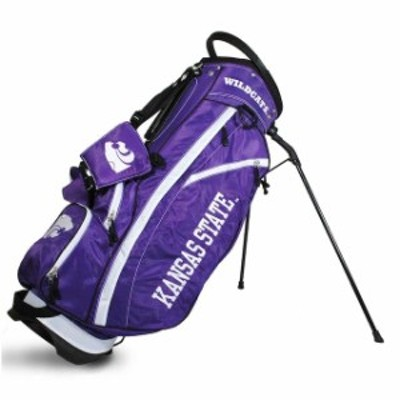 Team Golf チーム ゴルフ スポーツ用品  Kansas State Wildcats Fairway Stand Golf Bag