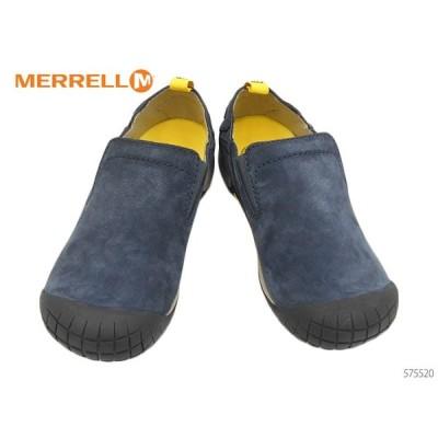 メレル MERRELL メレル PATHWAY MOC パスウェイモック 575520 ネイビー レディース シューズ
