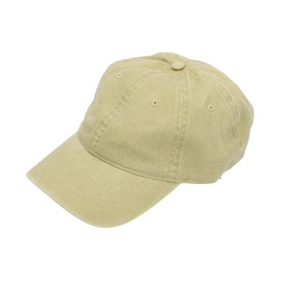 (BACKYARD/バックヤード)OTTO オットー Sip Panel Low Profile Style Cap 18711/メンズ カーキ