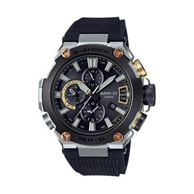 腕時計 カシオ メンズ MRGG2000R-1A Casio Sports Watch Mr-G Ble 'Fluoro', Black (MRG-G2000R-1A)