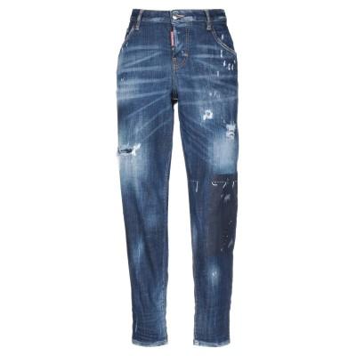 ディースクエアード DSQUARED2 ジーンズ ブルー 38 コットン 98% / ポリウレタン 2% ジーンズ