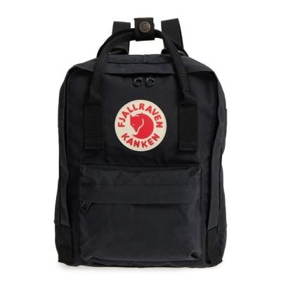 フェールラーベン FJALLRAVEN メンズ バックパック・リュック カンケン バッグ Mini Kanken Water Resistant Backpack Black