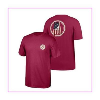 【送料無料】Alabama Crimson Tide Tshirt State Patriot - X-Large【並行輸入品】