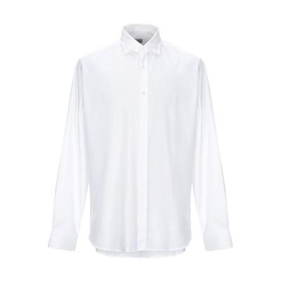 SIRIO シャツ ホワイト XL コットン 100% シャツ