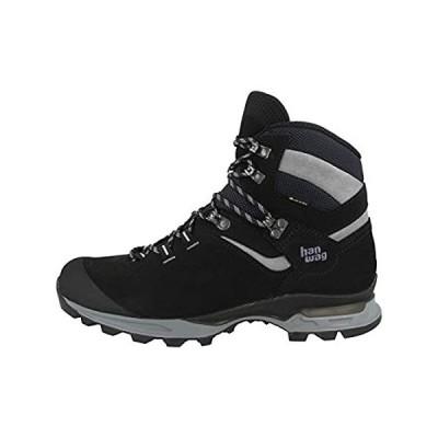 Hanwag Tatra Light GTX Backpacking Boots - Black/Asphalt 10.5