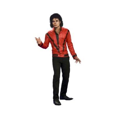 Michael ジャクソン レッド スリラー ジャケット, アダルト Medium(海外取寄せ品)