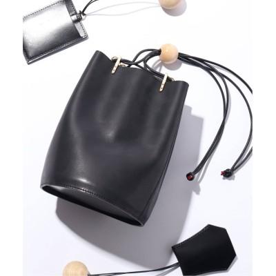 メンズ ジャーナルスタンダード 【UNKNOWN PRODUCTS  / アンノウンプロダクツ】GASSAI Bag ブラック フリー