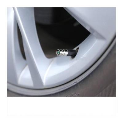 AL 亜鉛 合金 亜鉛 ホイール タイヤ バルブ ヘッド 適用: シュコダ コディアック カロック インテリア モールディング タイプ 2・タイプ 3 AL-FF-3638