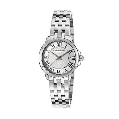 Raymond Weil Women's 28mm Steel Bracelet & Case Quartz Watch 5391-ST-00659 並行輸入品