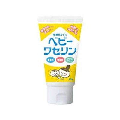 健栄製薬/ベビーワセリン 60g