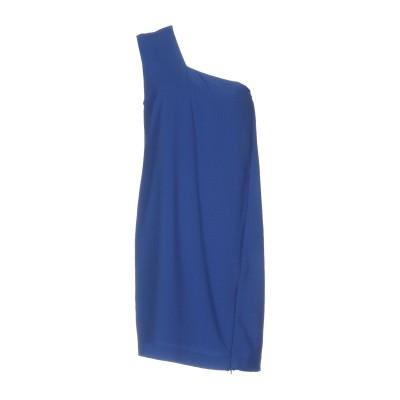 リュー ジョー LIU •JO ミニワンピース&ドレス ブルー 46 ポリエステル 89% / ポリウレタン 11% ミニワンピース&ドレス
