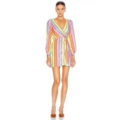 オリビアルービン Olivia Rubin レディース ワンピース ワンピース・ドレス Meg Dress Resort Stripe