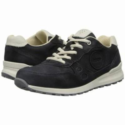 エコー スニーカー CS14 Retro Sneaker Black/Black/Shadow White