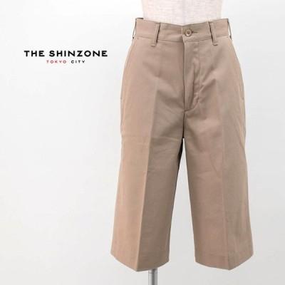 (SALE 20%OFF)THE SHINZONE シンゾーン レディース クラシックショーツ(20SMSPA51)(2020SS)(返品交換不可)