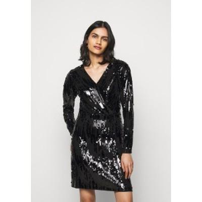 フューゴ レディース ワンピース トップス KELIAS - Cocktail dress / Party dress - black black
