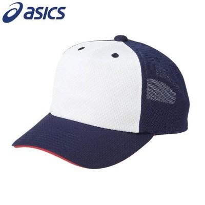 アシックス プラクティスキャップ(角丸M型) 3123A343-400 asics