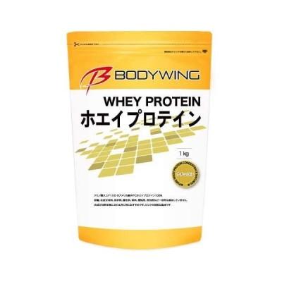 ボディウイング-ホエイプロテイン-無添加-ナチュラル-1kg