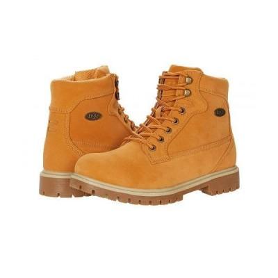 Lugz ラグズ レディース 女性用 シューズ 靴 ブーツ レースアップ 編み上げ Mantle Hi - Golden Wheat/Cream/Gum