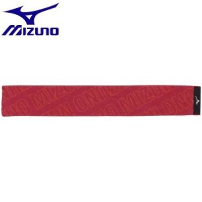 ◆◆ <ミズノ> MIZUNO 今治製:スリムマフラータオル(差し込み式) 32JY0108 (64:ピンク)